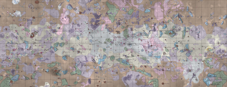 Geologic map of Io: U.S. Geological Survey Scientific Investigations Map 3168