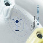 'io 0.0.1 beta++ (SLAMCD 531) CD cover (copyright 2011, Han-earl Park)