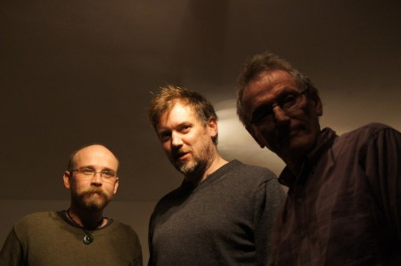 Mutt: Jonny Marks, Bruce Coates and Walt Shaw (photo copyright 2012, Claire Coates)